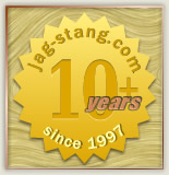 jag-stang.com 10+ years on the web