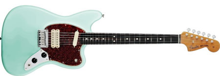 Fender Mu-uar (blue)