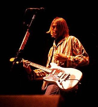 Kurt Cobain Fender Mustang