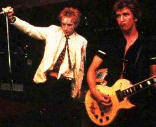 Gibson Steve Jones Sex Pistols