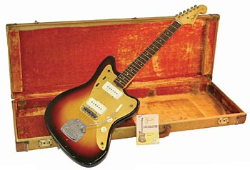 1958 Fender Jazzmaster