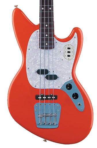 JagStang Bass Body
