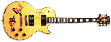 Steve Jones Les Paul Custom