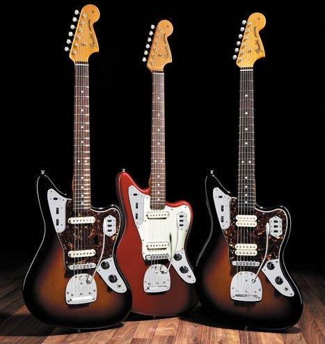 Fender jaguar or jazzmaster which did you choose jag stang fender classic player jaguar sciox Images