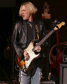 Kenny Wayne Shepherd performing live