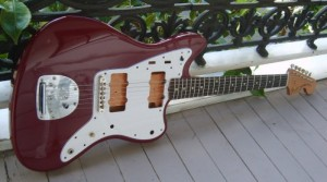 CROSS Jazzmaster - strung full