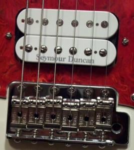 Fender Cyclone JB in Bridge