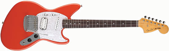 2003 Reissue Jag-Stang Fiesta Red