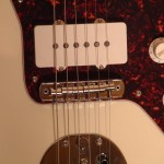 Jazzmaster with Mustang Bridge