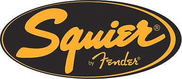 Squier by Fender Logo