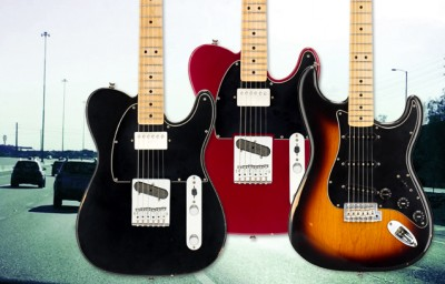 Fender Road Worn Player Series