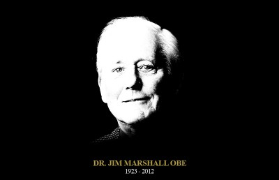 Jim Marshall OBE 1923-2012
