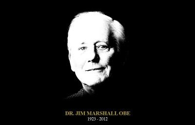 Jim Marshall OBE 1923-2012