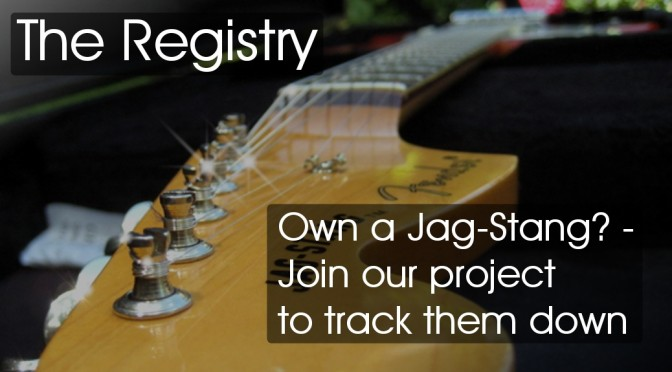 The Jag-Stang Registry – Where are they now?
