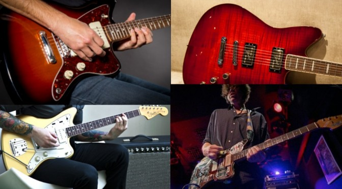 JAZZMASTER® – HERO OF THE UNDERGROUND