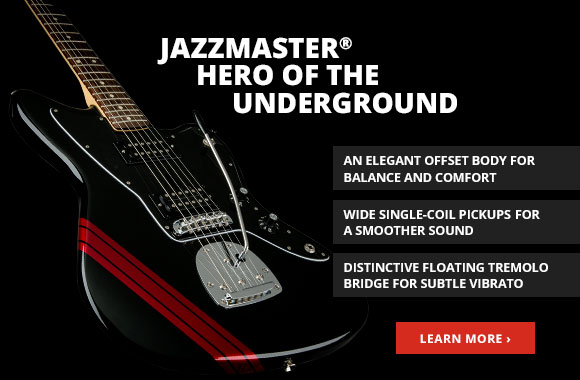 Jazzmaster - Hero Of The Underground
