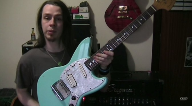 Jag-Stang Setup and Maintenance Video from CSGuitars