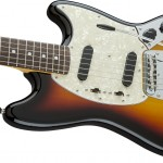Fender '65 Mustang body left