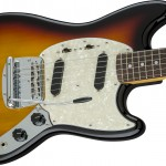 Fender '65 Mustang body center