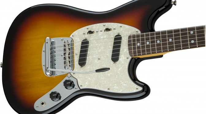 New Fender '65 Mustang for 2015