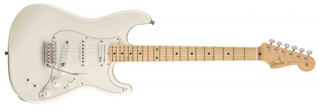 Ed O'Brien Stratocaster Front