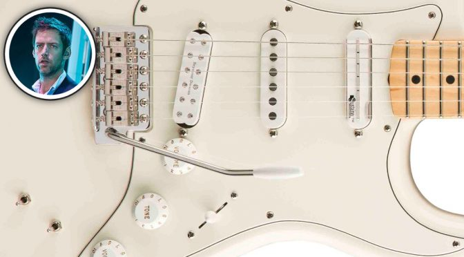 Ed O'Brien Stratocaster Announced At Summer NAMM