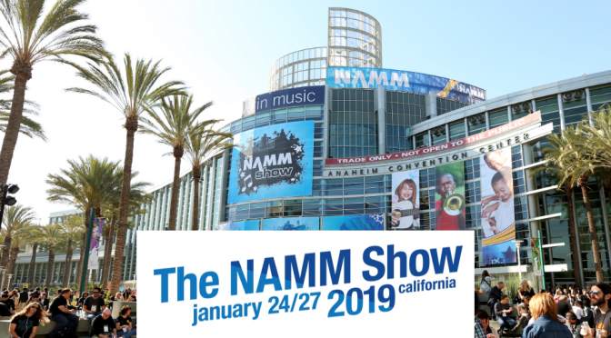 Favorite Guitars From Namm 2019