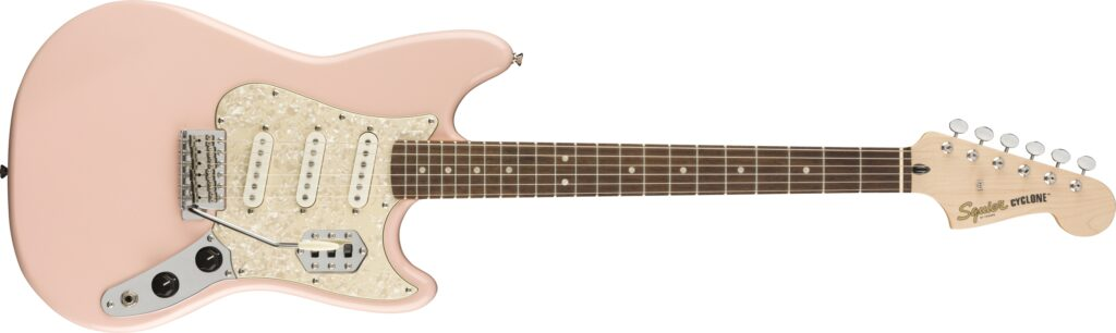 Squier Paranormal Cyclone (Shell Pink)