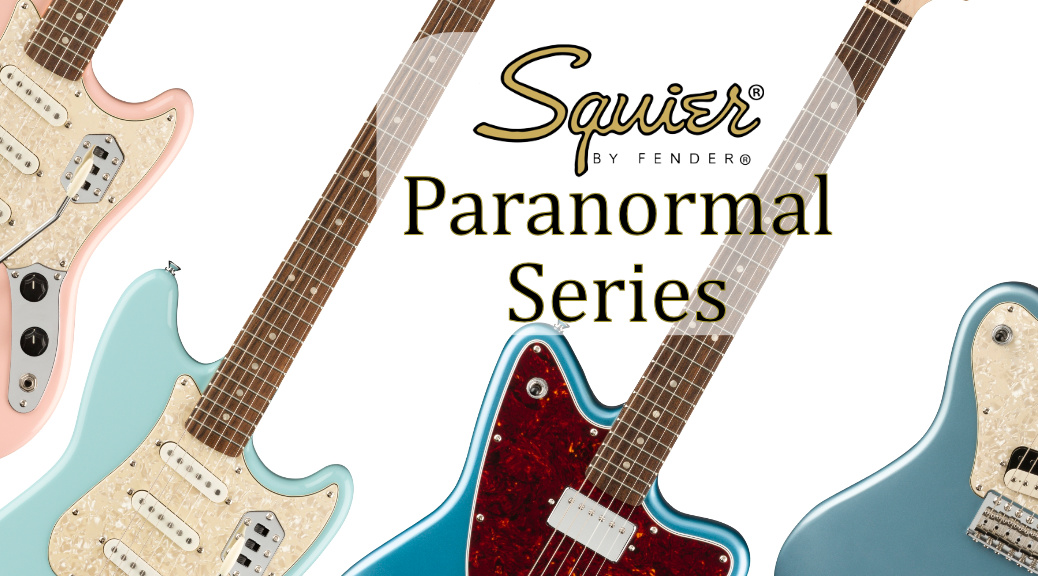 Fender Squier Paranormal Series